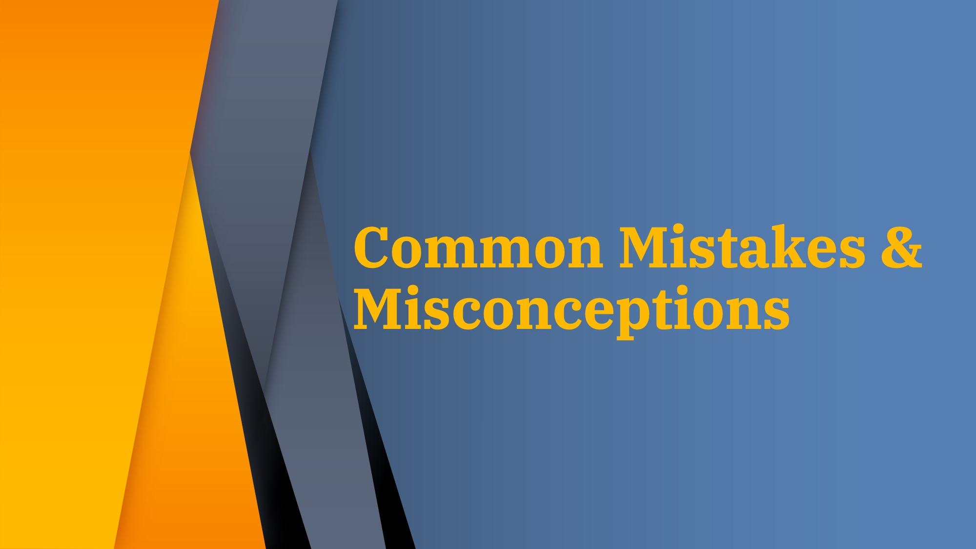 International expansion - common mistakes & misconceptions